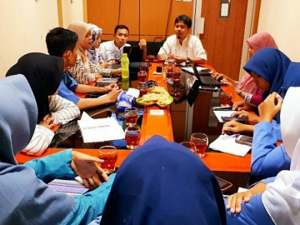 Writing Clinic dan Pendampingan Proposal Program Kreativitas Mahasiswa